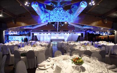 Banquetes La Boella