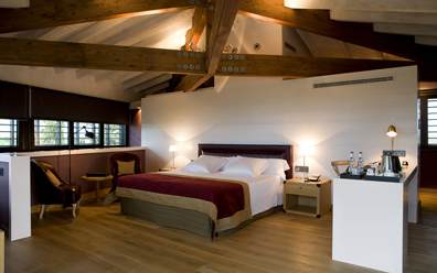 Suite Deluxe Hôtel Mas La Boella Tarragone