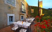 Terrasse restaurant  La Boella Tarragone