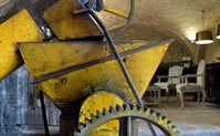 Machinerie moulin à huile La Boella