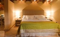 Grand lit Hôtel Mas La Boella Tarragone