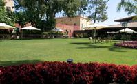 Jardins complexe La Boella