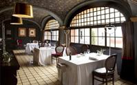 Sala restaurante La Boella