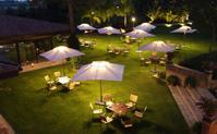 La Boella, Gardens for events in Tarragona