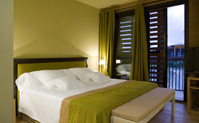 Habitación Hotel Mas La Boella Tarragona