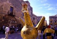 Fiestas Santa Tecla en Tarragona
