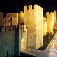 Remparts médiévaux de Montblanc