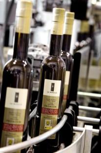 Embotellado en Molino de aceite de La Boella en Tarragona