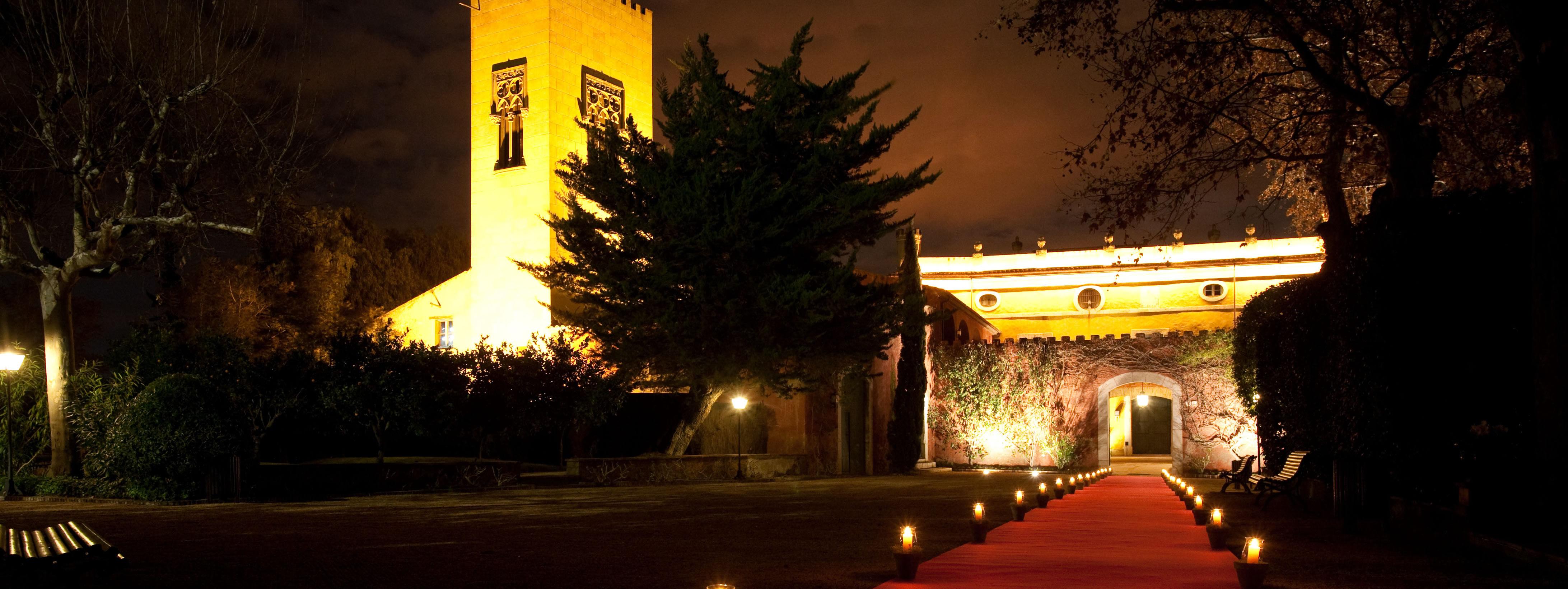 Cena de Fin de Año en Hotel Mas La Boella, Tarragona
