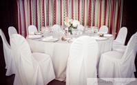 Mesa presidencial de boda en La Boella