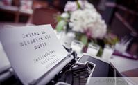 Detalle de bodas en La Boella