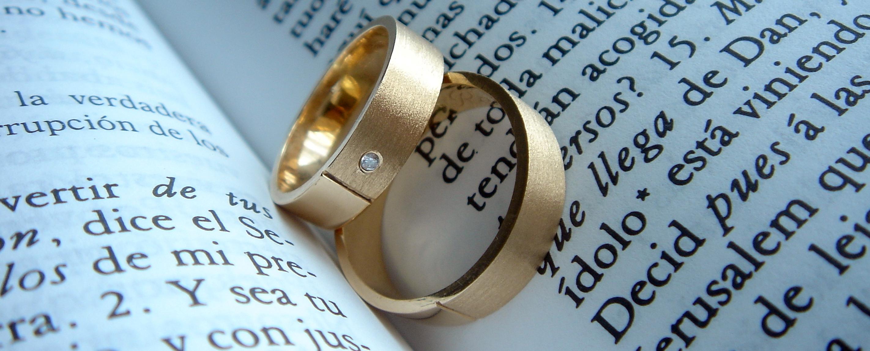 ¿Estas preparado para el matrimonio?