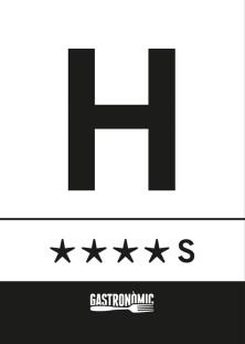 Hotel gastronómico 4 estrellas superior