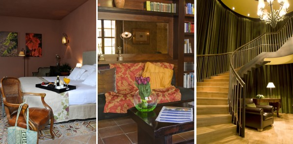 hotel boutique Mas La Boella en Tarragona