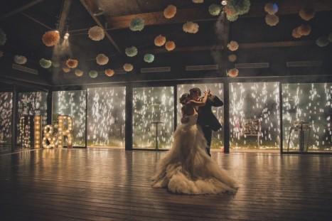 Baile nupcial en La Boella_Tarragona