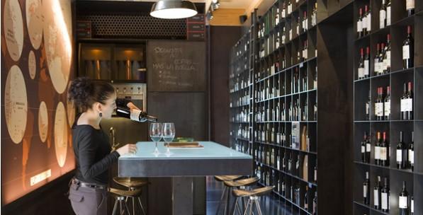 Cómo catar un vino - vinoteca de La Boella en Tarragona