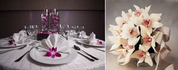 orquideas decoracion boda