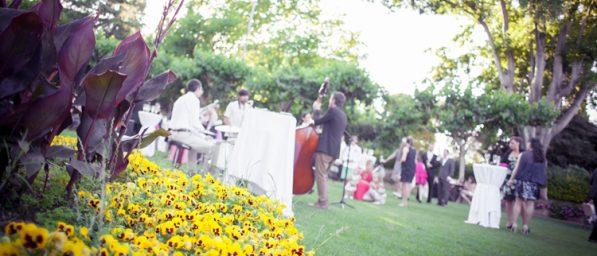 Las flores juegan un papel fundamental en las nuevas tendencias de decoración para bodas