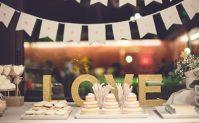 Descubre las tendencias en decoración para bodas de 2017