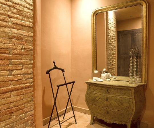 Habitación con encanto en Hotel Mas La Boella