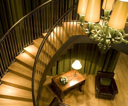Decoración de hotel con encanto en Tarragona