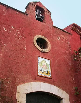 Capilla para ceremonias La Boella Tarragona