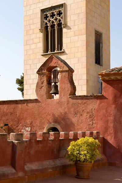 Campana capilla La Boella