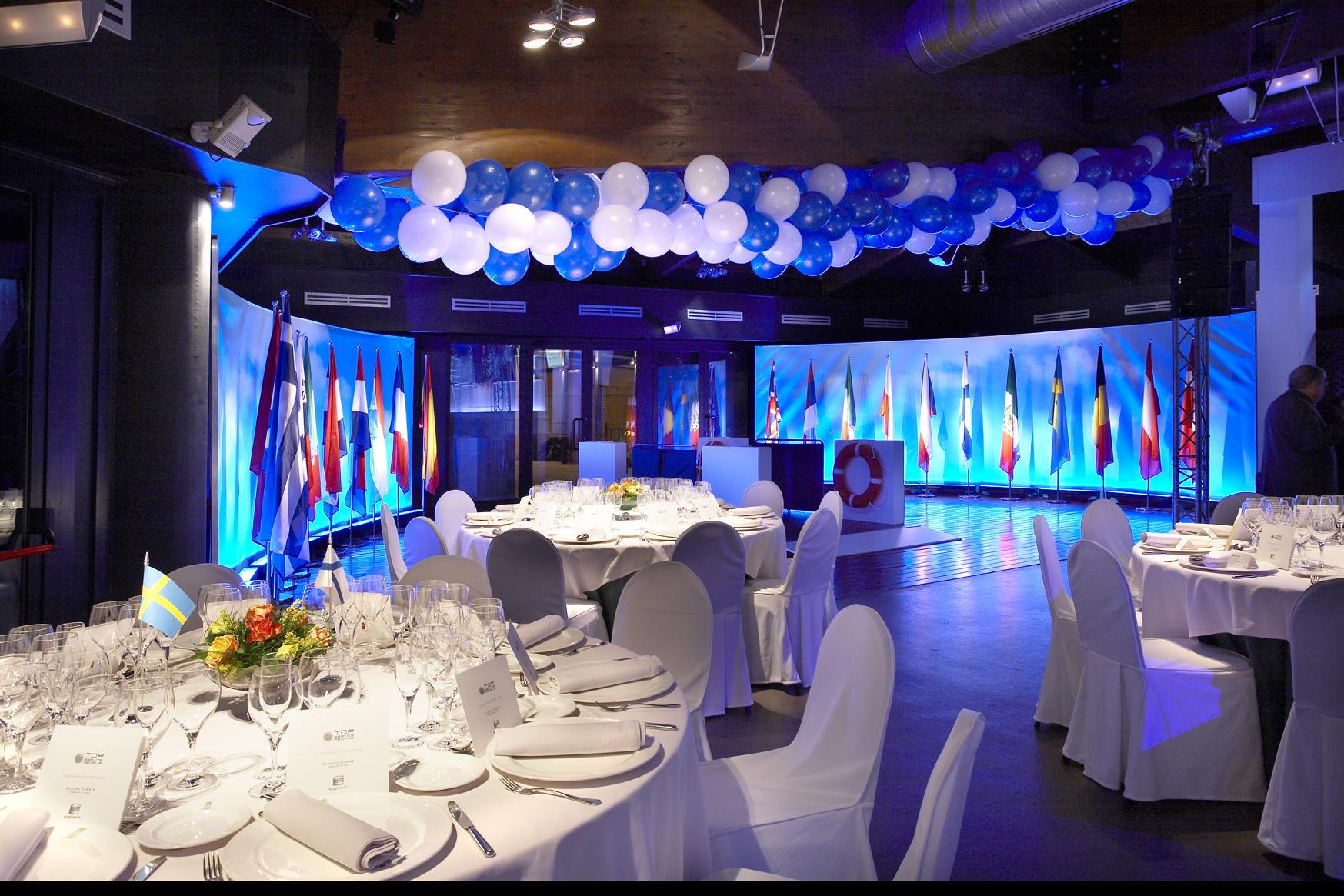 Amplios espacios para eventos en Tarragona Hotel La Boella