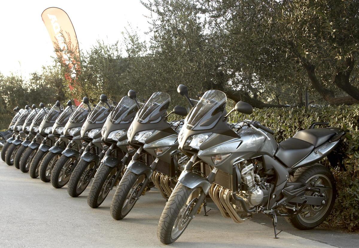 Evento concentraciones de motos de lujo La Boella Tarragona