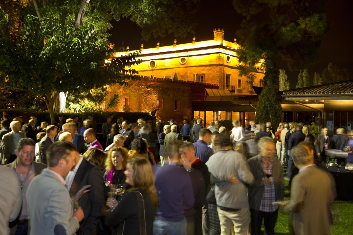 Eventos nocturnos al aire libre Hotel Mas La Boella