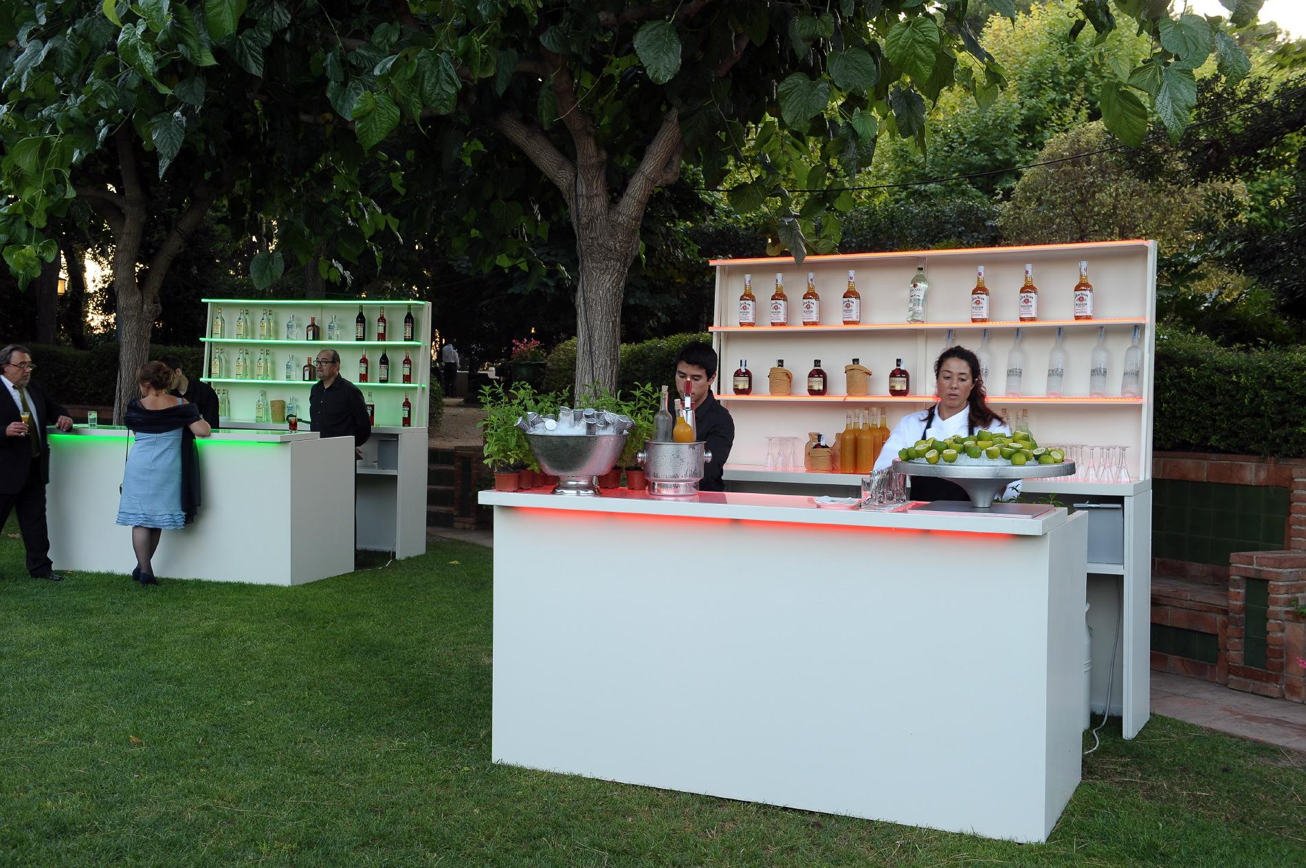 Barra al aire libre Hotel Mas La Boella Tarragona