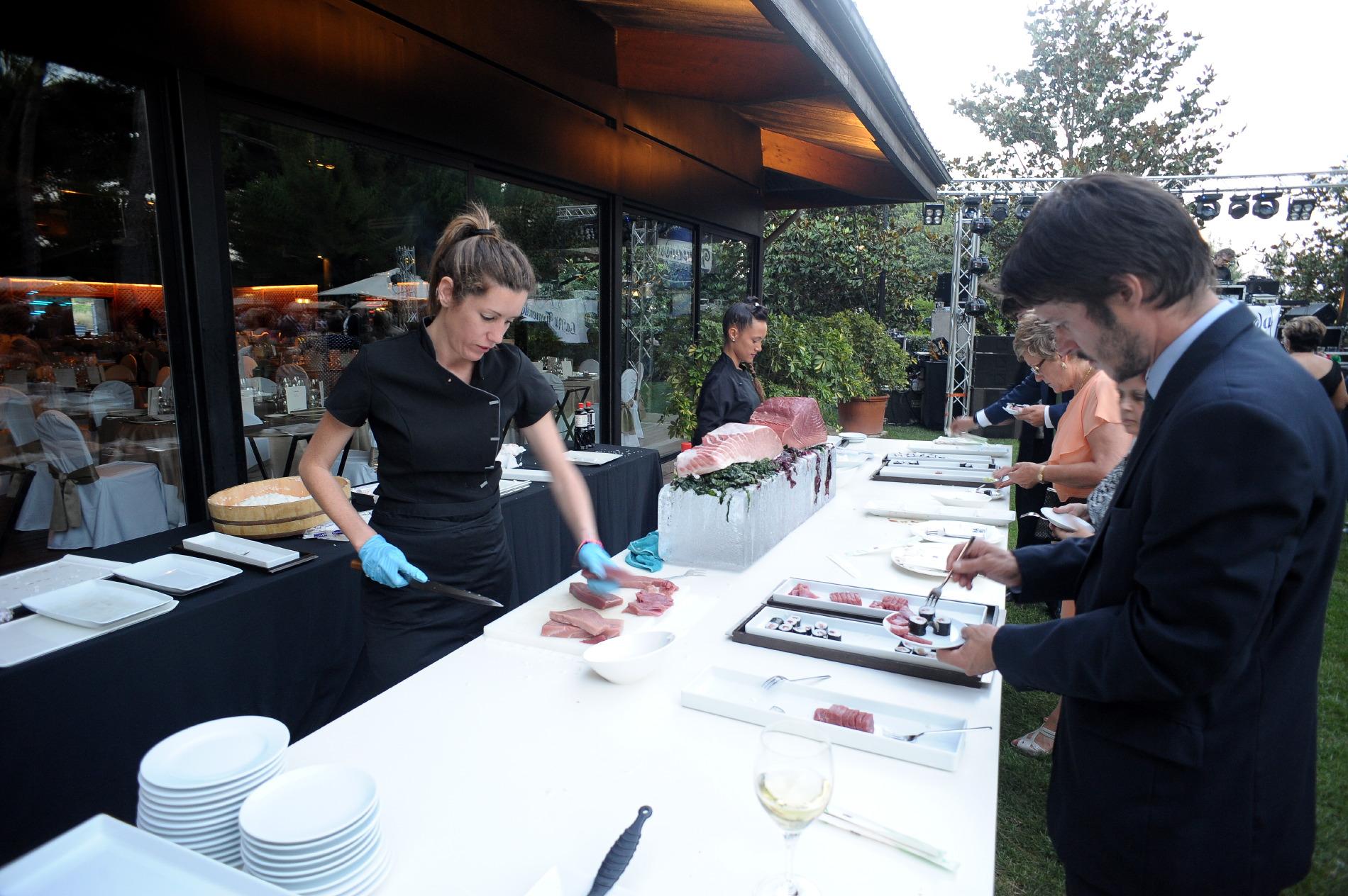 Evento gastronómico Hotel Mas La Boella