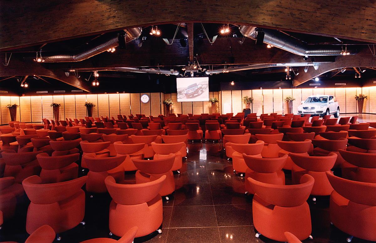Espacio para convenciones Hotel Mas La Boella