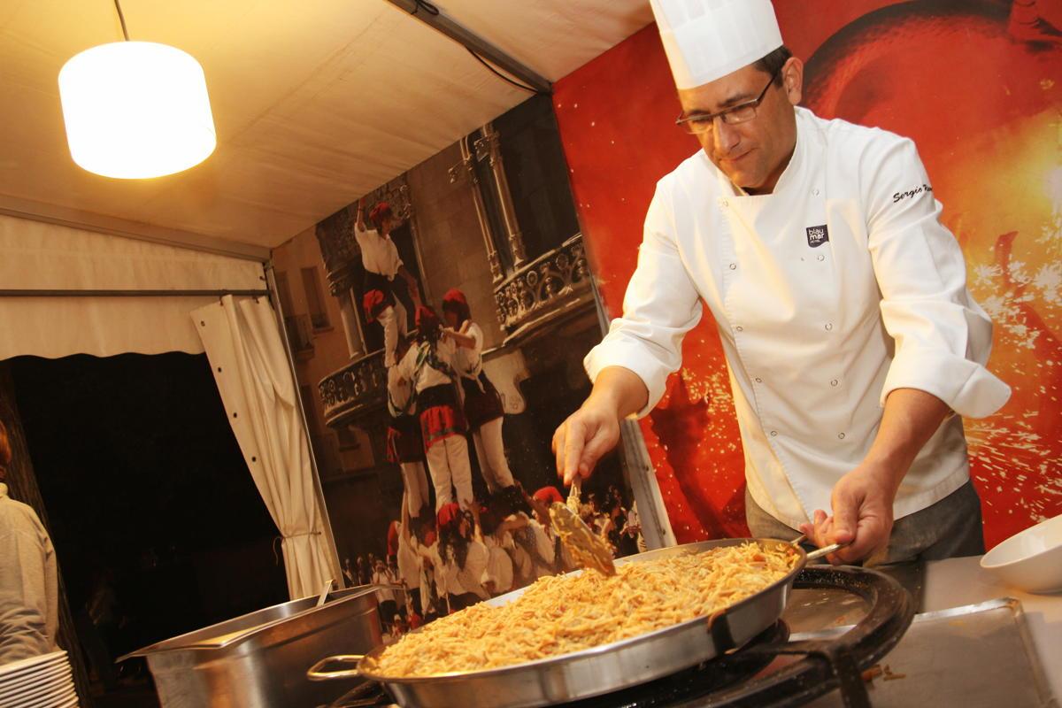 Paella Hotel Mas La Boella