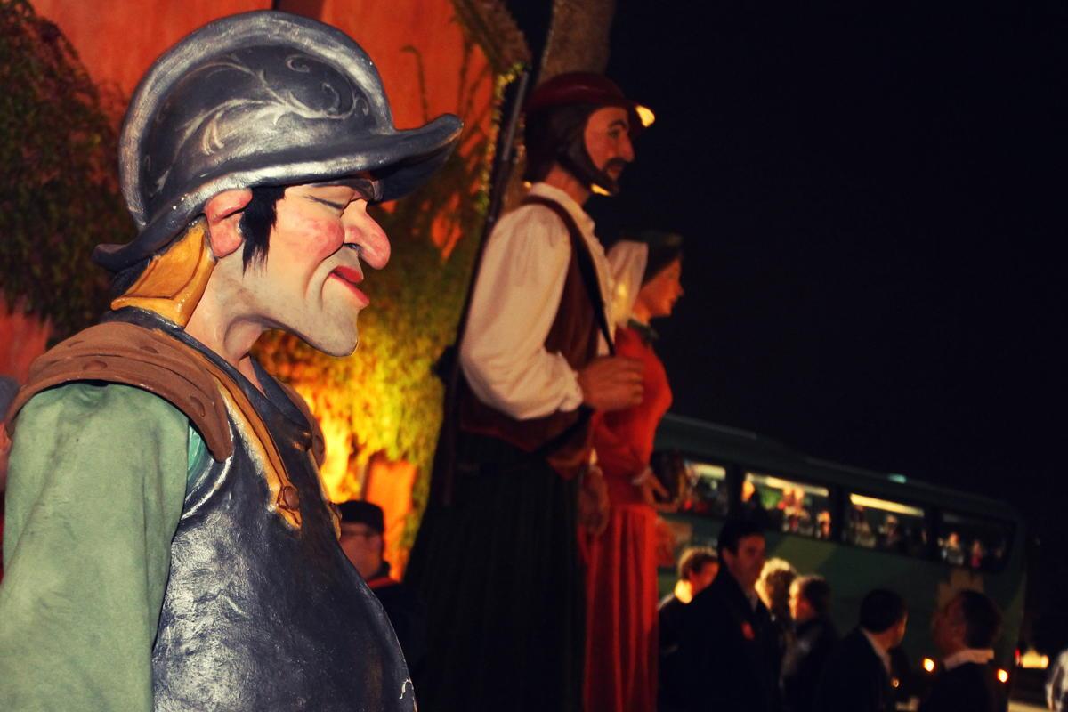 Eventos con espectáculos Hotel Mas La Boella