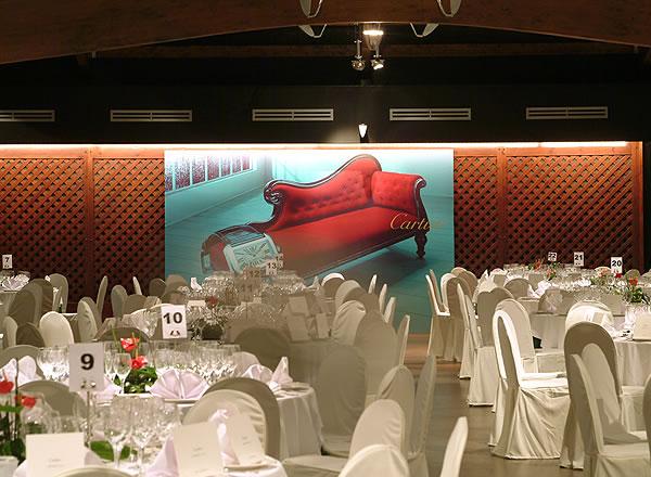 Banquete Gran Pabellón La Boella Tarragona