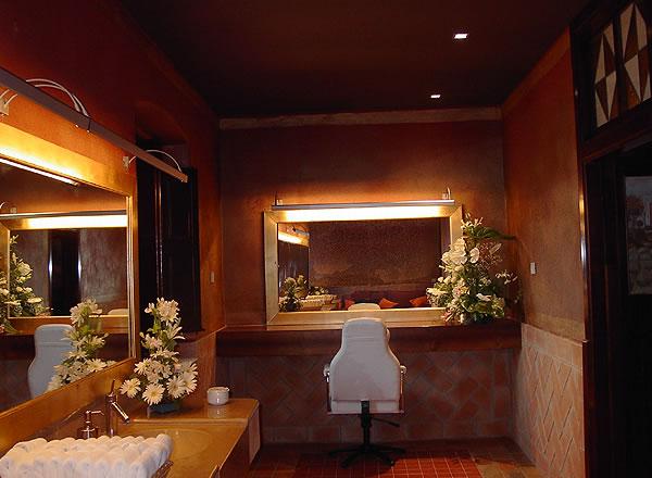 Habitación de la novia en La Boella Tarragona