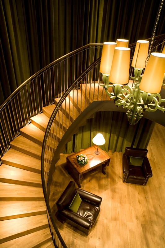 Recepción Hotel Mas La Boella Tarragona