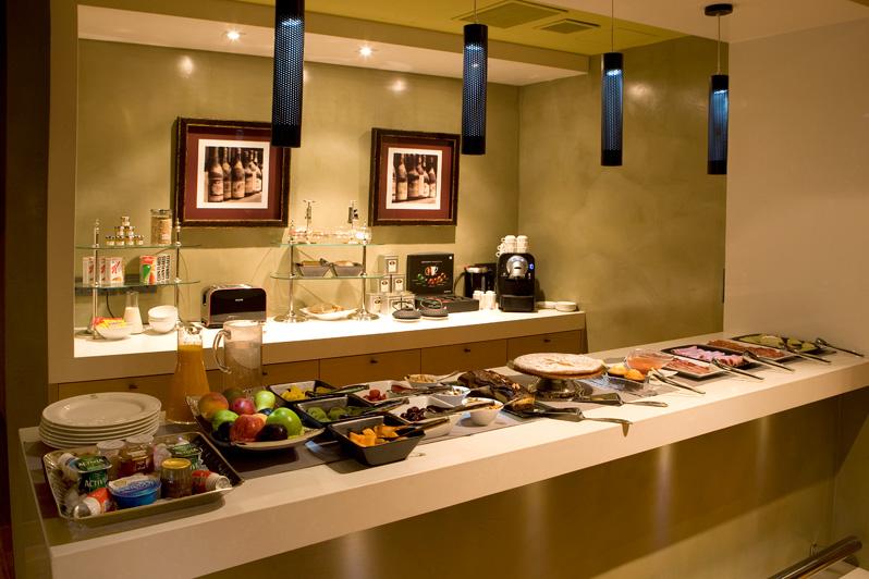 Desayuno Hotel Mas La Boella Tarragona