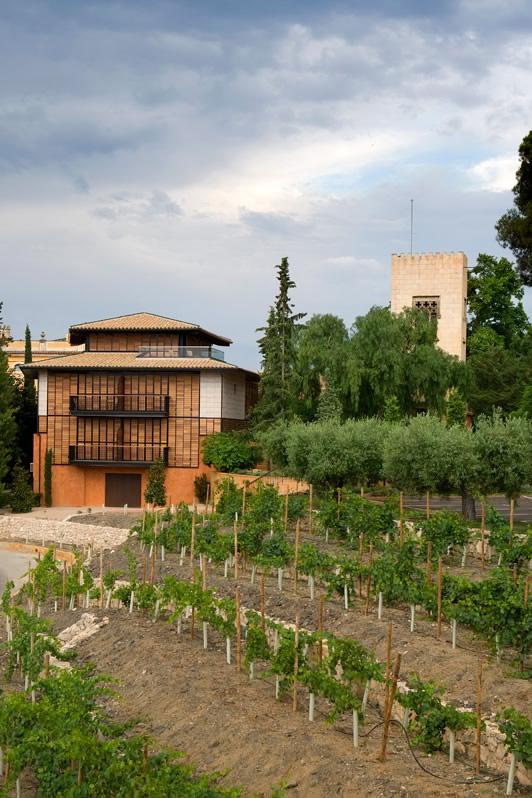 Viñedos Hotel Mas La Boella en Tarragona