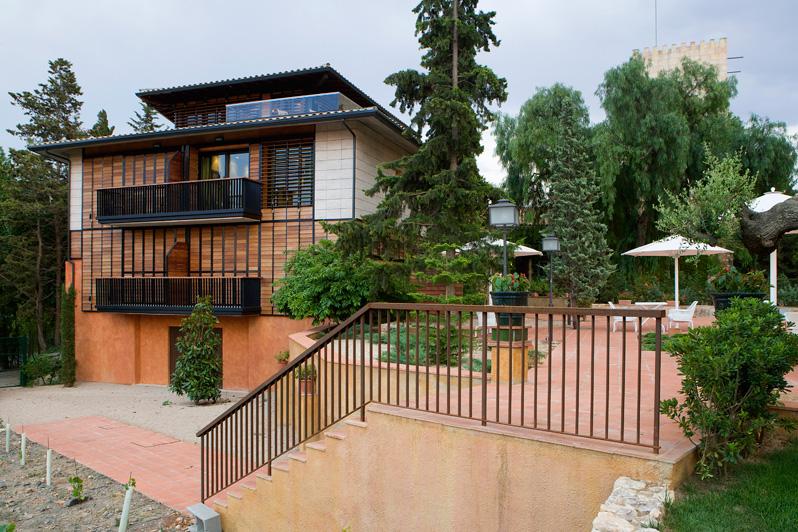 La Boella, Hotel con encanto en la provincia de Tarragona