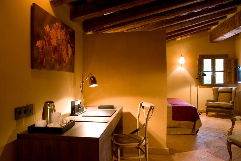 Habitación Hotel Mas La Boella