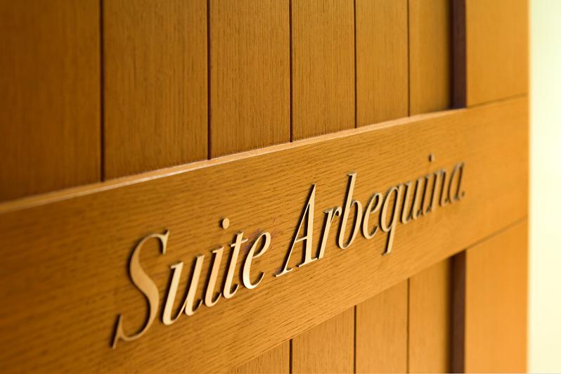 Suite Arbequina en Hotel Mas La Boella