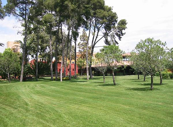 Jardines para eventos en la provincia de Tarragona