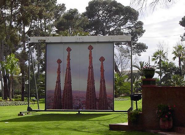 La Boella, jardines para eventos en Tarragona