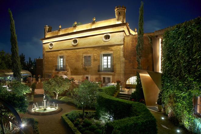 Restaurante romántico La Boella Tarragona