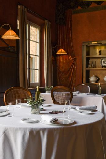 Sala restaurante La Boella Tarragona