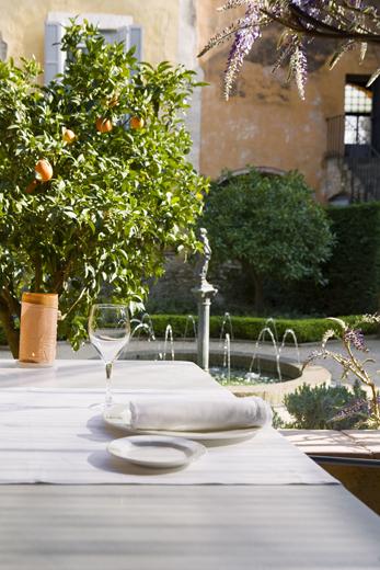Restaurante al aire libre La Boella