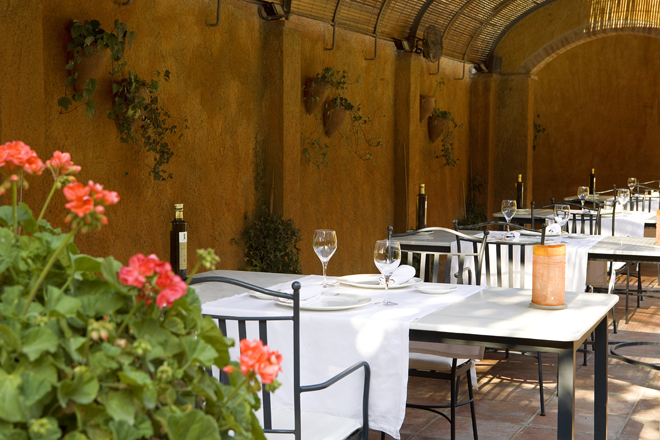 Restaurante cocina kilómetro 0 La Boella Tarragona
