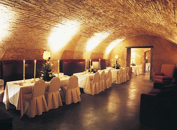 Organización de banquete en Salón Dorado La Boella Tarragona